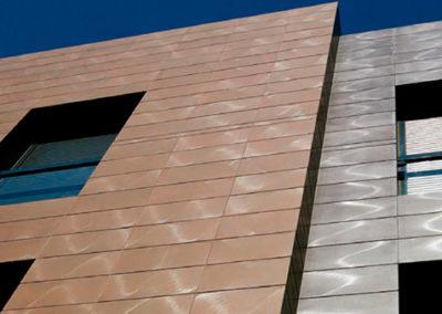 fachada ceramica