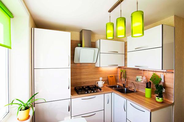Consejos para amueblar cocinas pequeñas
