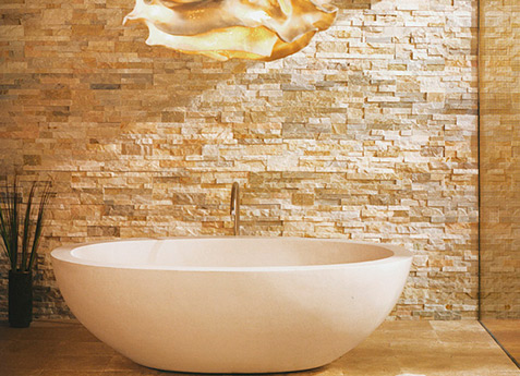 baño de ceramica
