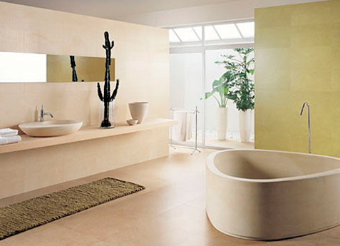 ceramicas para baño