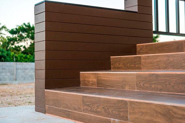 Suelos cerámicos imitación madera