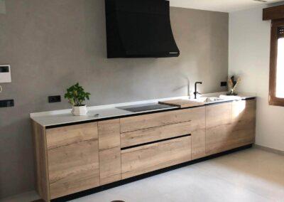 muebles de cocina en pamplona