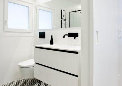 reforma baño pamplona