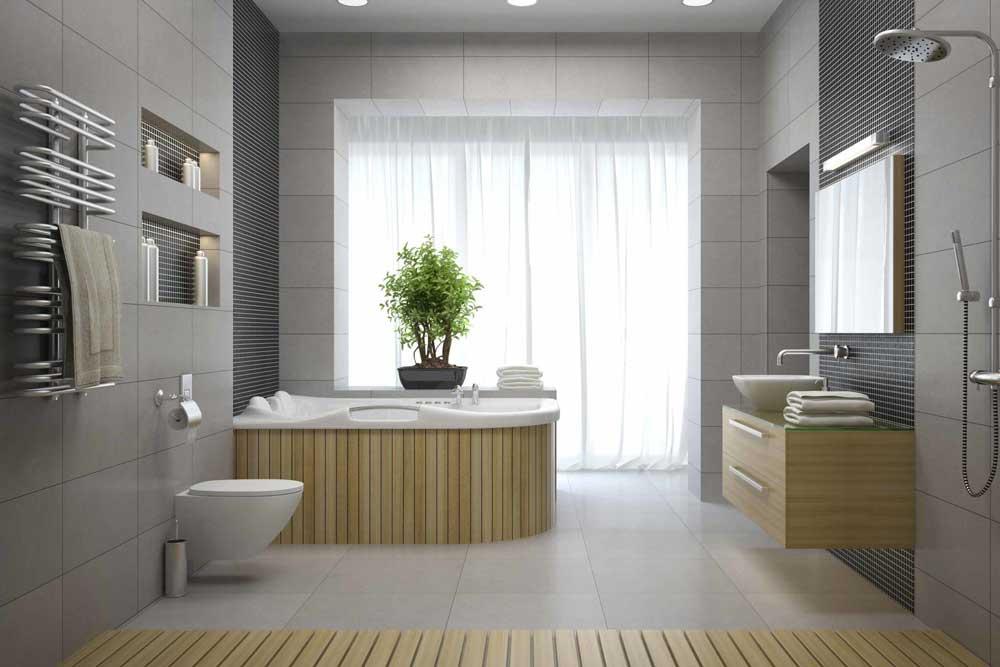 Mejores tipos de cerámicas para baños