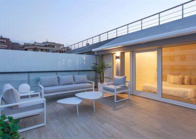 suelo para terraza en pamplona